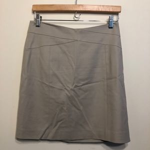 Banana Republic Stretch Mini Skirt